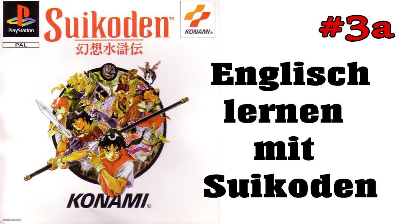 Englisch lernen mit Suikoden auf der XBOX Series X #3a