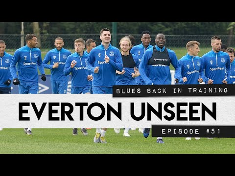 BLUES TRAIN FOR PALACE | EVERTON UNSEEN #51