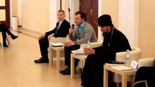 Форум молодежь и религия 23.03.2016, Зеленодольск, колонный зал ЗМТ