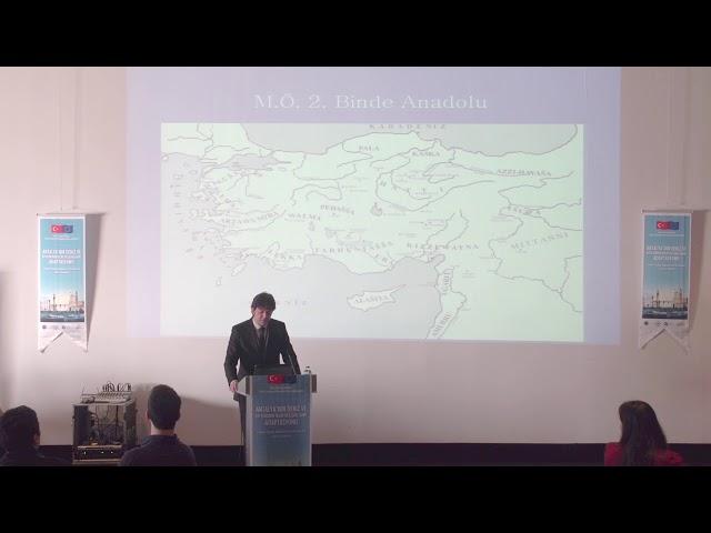 ABB Arkeolog Mehmet ŞENGÜL