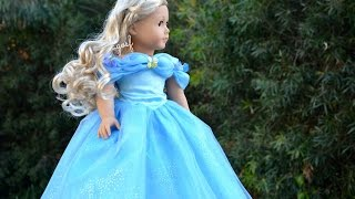 American Girl Doll Cinderella! Hd Watch In Hd!