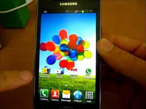 Samsung Galaxy S2 Plus i9105p recensione da TheCiasti