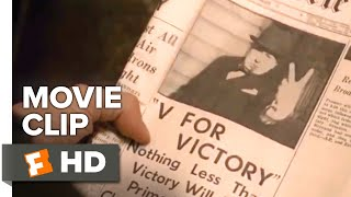 Darkest Hour Movie Clip - Up Your Bum (2017) | Movieclips Coming Soon