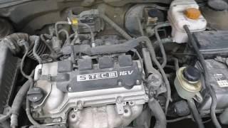 Двигатель Daewoo для Gentra II 2013-2015