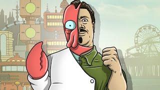 GMOD & GTA MASH UP! - Garry