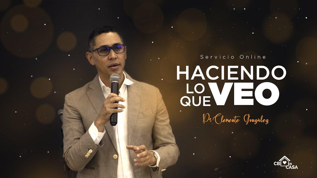 Pr. Clemente González - Haciendo lo que veo - CBI Barcelona
