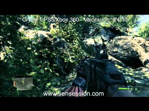 Crysis 1 PS3 Xbox360 analisis review