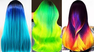 AMAZING TRENDING HAIRSTYLES 💗 Hair Transformation _ Hairstyle Ideas for Girls Summer 2020