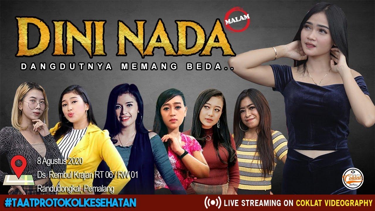 DINI NADA Live desa Rembul Krajan Randudongkal | Wedding Sindy Rahayu & M.Iyansyah EDISI MALAM