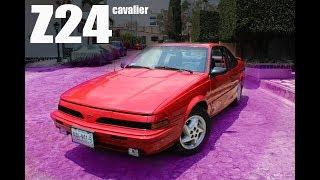 Cavalier Z24 1994 Review ; Ya no los hacen como antes
