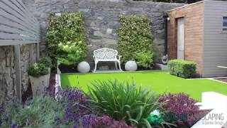 Formal Garden Ranelagh by Amazon Landscaping and Garden Design