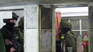 ISM volunteers in Al-Khalil (Hebron) live in an apartment in H2, th...
