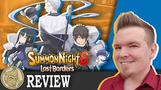 Summon Night 6 Review! (PS4/Vita) The Game Collection