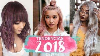 10 TENDENCIAS DE COLOR PARA 2018 ✨ (CABELLO) thumbnail