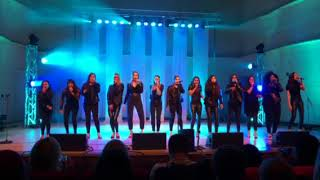 Mello Diva's SingStrong 2018 HS Competition Winning Set
