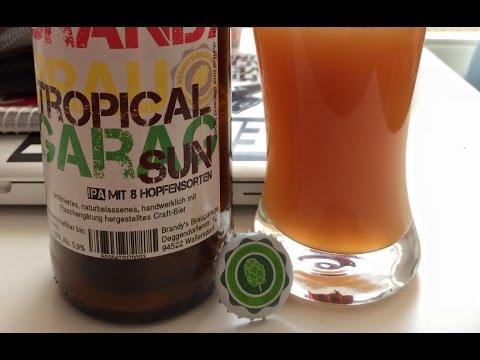 #107 | Tropical Sun IPA | Brandy's Braugarage |