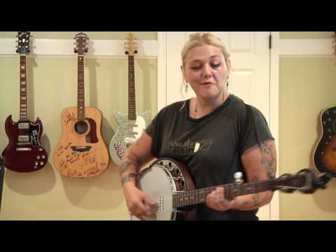 Elle King-Good To Be A Man-Live At Camp Krim 8/9/12