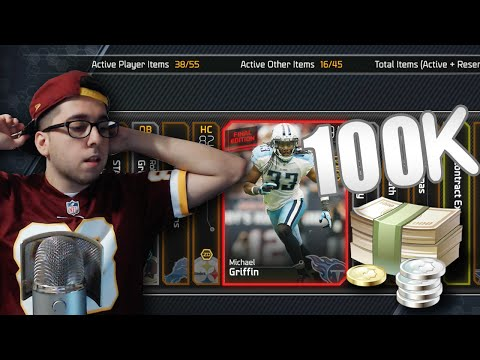 Madden 25 Ultimate Team - 100K Pack Opening!