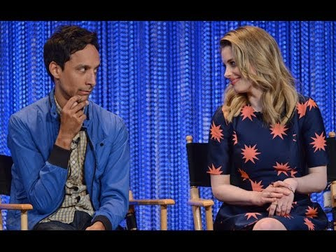 Gillian Jacobs on Britta's Ideal Man: Probably Not at Greendale Community College