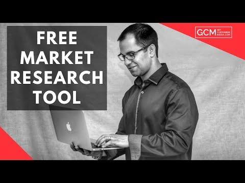 Market Research Techniques - Secret Free Tools