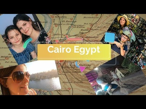 Cairo  Egypt Part 2