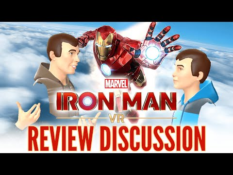 Iron Man VR Review Discussion (SPOILER-FREE)