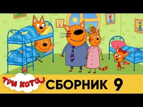 Три кота   Сборник № 9   Серия 81 - 90 - Как поздравить с Днем Рождения