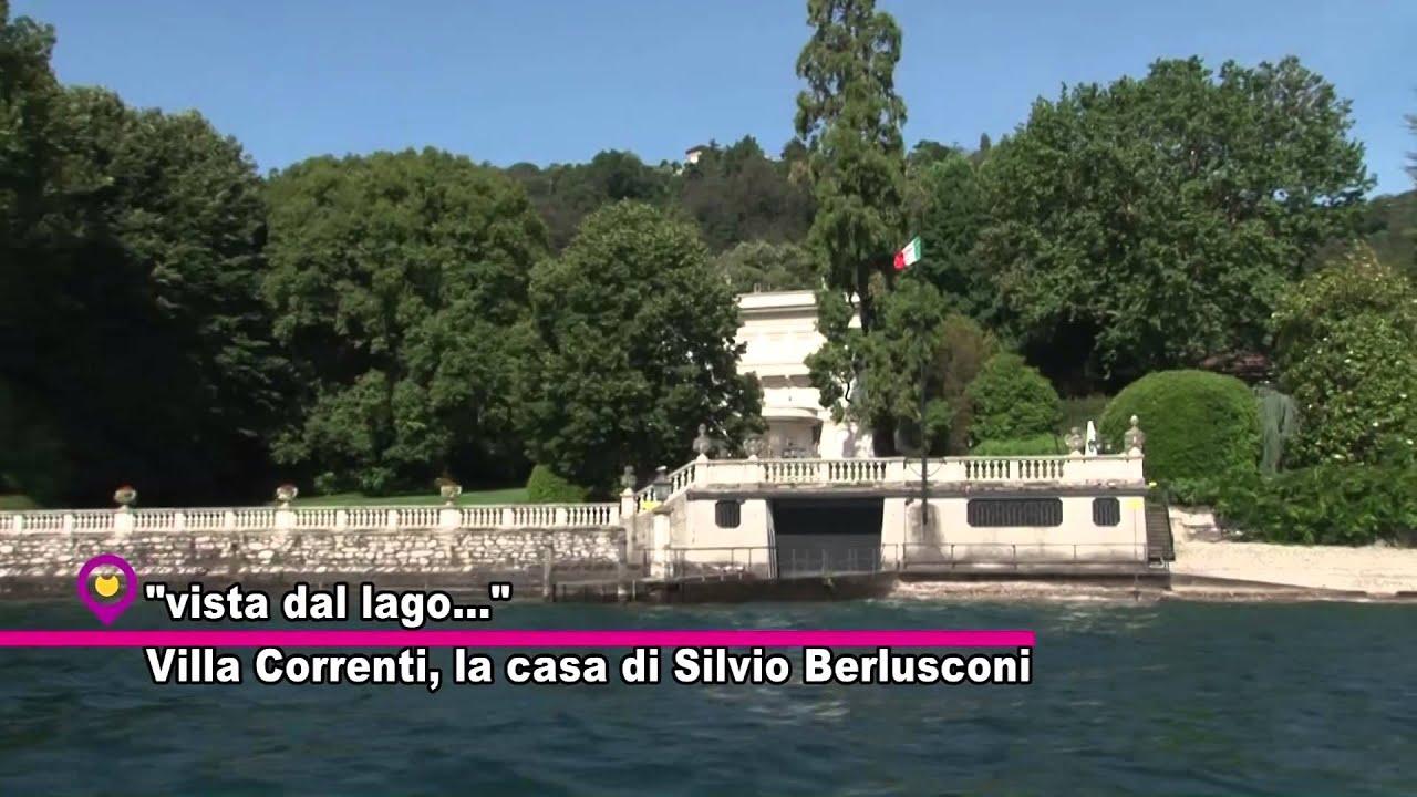 Vl villa correnti la casa di silvio berlusconi youtube for Casa la villa