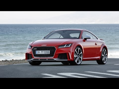 2017 Audi TT RS Coupe 400 HP Interior and Exterior