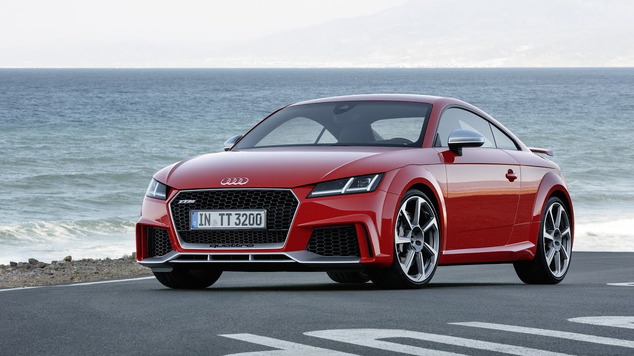2017 audi tt rs coupe 400 hp interior and exterior youtube. Black Bedroom Furniture Sets. Home Design Ideas