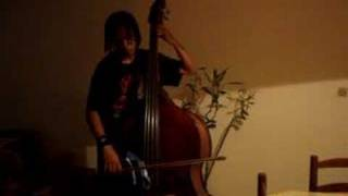 Double-bass - Nile-Unas Slayer of the gods
