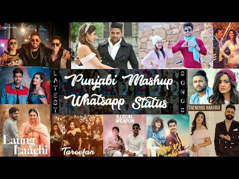 Punjabi Mashup Whatsapp Status | Punjabi Love Songs Mashup Whatsapp Status | Punjabi Mashup 2018