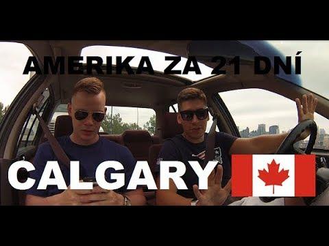 #KANADA VLOG SK/CZ | CALGARY | AMERIKA ZA 21 DNÍ