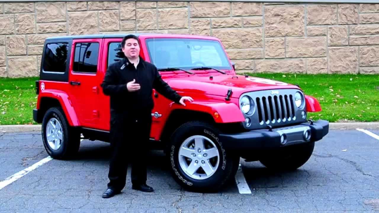 IHS Auto Review: 2014 Jeep Wrangler Unlimited Freedom Edition
