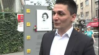 Branimir Kuzmanovic o otkrivanju spomen obelezja Soji Jovanovic