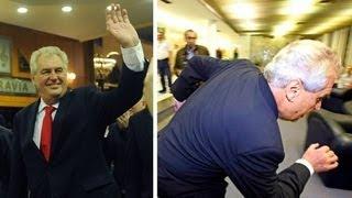 Miloš Zeman Pojď mi hop! a další perly