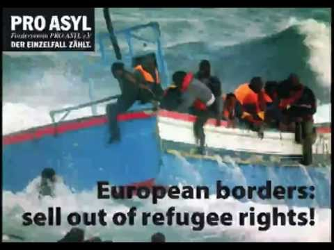 Strom & Wasser featuring The Refugees - Die Freiheit in Europa