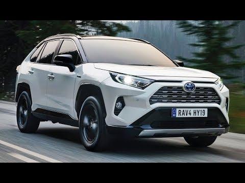 Toyota RAV Hybrid – Excellent SUV