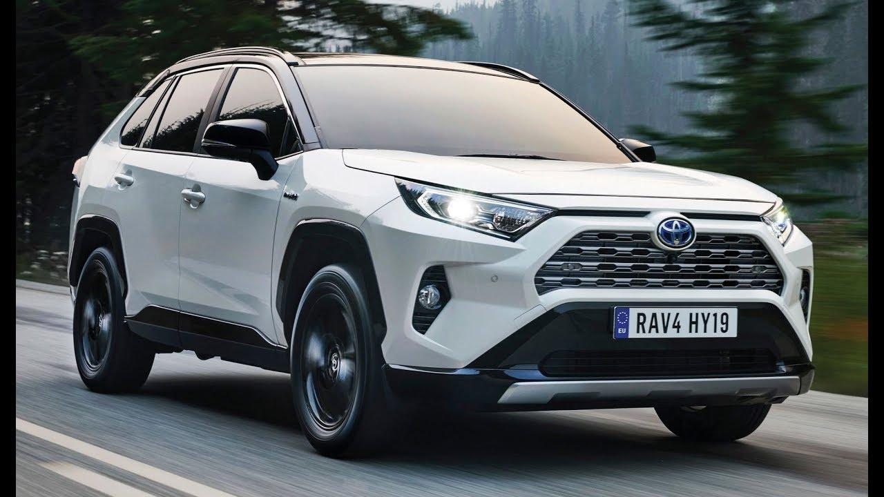 2019 Toyota RAV4 Hybrid – Excellent SUV
