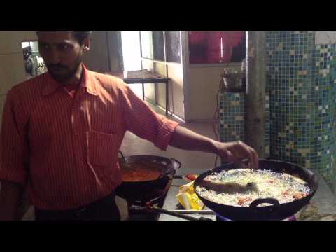 Iron Man from India   Hands in Boiling Oil