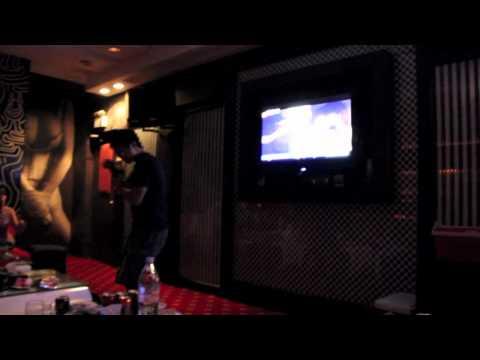 Karaoke in Phnom Penh
