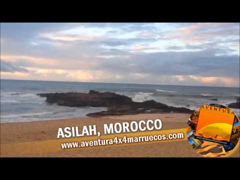 Asilah Morocco: Asilah Atlantic Coast - Travel & Discover Mo