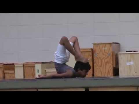 Talent Show 2014, Cather Elementary School, Omaha, USA, by Purannan Balakrishan