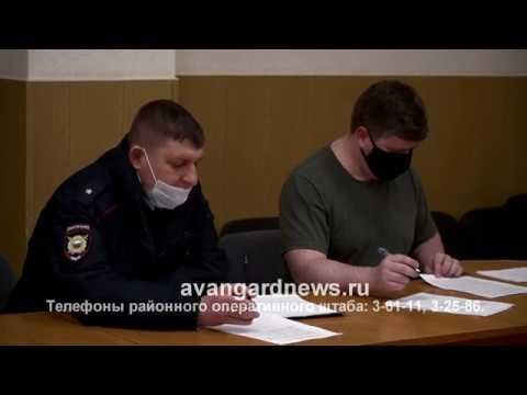 """Новоаннинские вести """"Первый рейд"""""""
