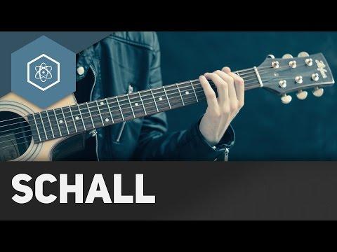 Was ist Schall?! (Schallwelle & Tonentstehung) ● Gehe auf SIMPLECLUB.DE/GO & werde #EinserSchüler