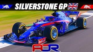 AOR Liga Rennen 10: Großbritannien GP – F1 2018 Livestream Deutsch | Formel 1 Gameplay German