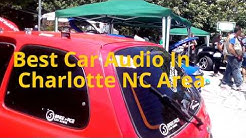 Beat Car AUDIO In The Charlotte NC Area
