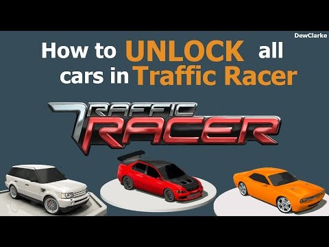 How to unlock all cars in Traffic Racer (REAL WAY)