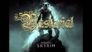 Vastarial - TES:V Skyrim Main Theme (Piano Version) - with MIDI download link