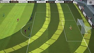 Pes Mobile 2019 / Pro Evolution Soccer / Android Gameplay #46